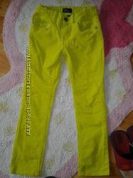 брюки вельветовые размер 6-7 лет