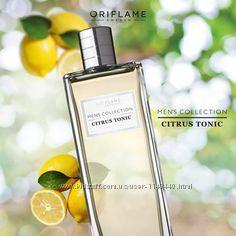 Туалетная вода Men&acutes Collection Citrus Tonic Oriflame