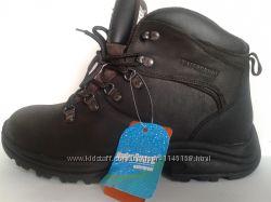 Ботинки Ozark Trail, waterproof, кожа, 25, 6 см. , 26см. ,размер.