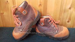 Кожаные ортопедические ботинки Baby Botte