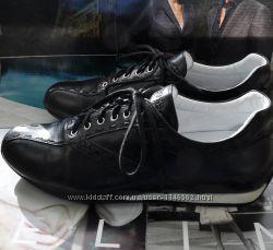 кожаные туфли Hugo Boss