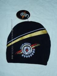 Новая демисезонная шапка, о-о универсальный 48-52