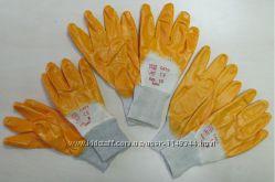 Перчатки хб с нитриловым покрытием