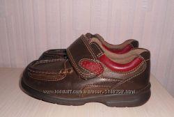Туфли, ботинки Start-rite 21-22р 6, 5, 15см, кожа, Италия, оригинал