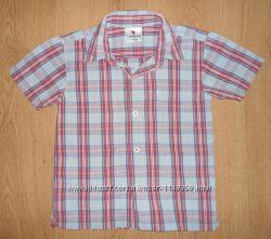 Рубашка Ladybird, 2-3 года, 92-98 см, Италия