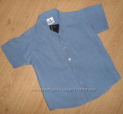 Рубашка Ladybird, 2-3 года, 92-98 см, оригинал
