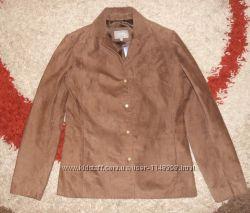 Новая замшевая куртка, пиджак Per Una Marks&Spencer р. 8 , Оригинал