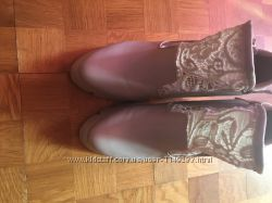 Стильні черевички на платформі