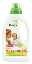 AlmaWin Концентрированное жидкое средство для стирки, 1, 5 л