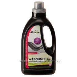 AlmaWin Концентрированное жидкое средство для стирки черных и темных вещей