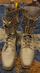 брендовые ботинки