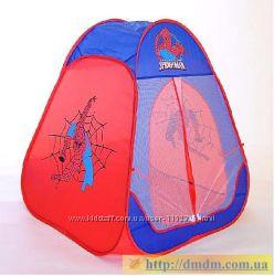 Палатка детская Человек паук Joy Toy 810S