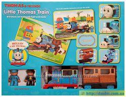 Железная дорога - конструктор Томас и друзья Jixin 8288A