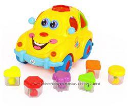 Развивающая музыкальная игрушка Автошка Play Smart 9170