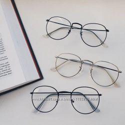 Имиджевые очки нулевки 5 моделей