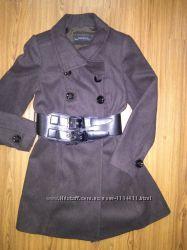Фирменное пальто ZARA