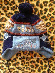 Зимняя шапка на 1, 5-3 года