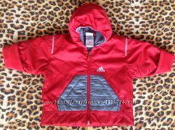 Куртка демисезонная Adidas на 6-12 мес