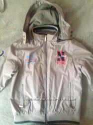 Куртка на мальчика рост134-140