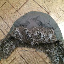 Фирменная зимняя шапка 48