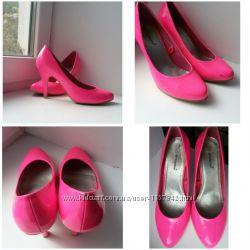 Розовые лодочки для смелых дам