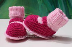 Пинетки сандалики с носочком