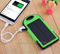 Зарядное устройство Power Bank 20 000 mAh Solar Charger  2 USB