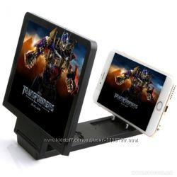 3D увеличитель экрана мобильного телефона GoShot