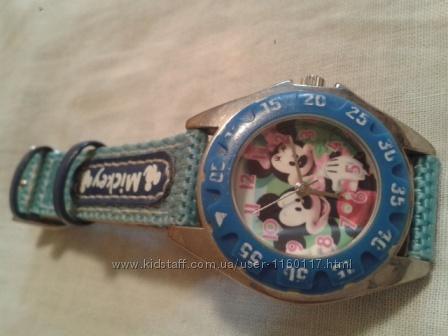 Часы детские Disney Mikki