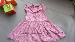 Фирменные платья 1-1, 5 года