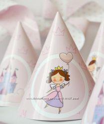 Принцесса. Декор Candy Bar