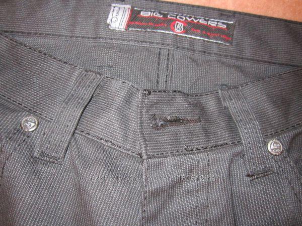 стильные брюки джинсовый фасон