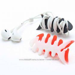 Рыбки для удобства пользования наушниками, регулирует длину шнура