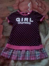 платьице для девочки в отличном состоянии