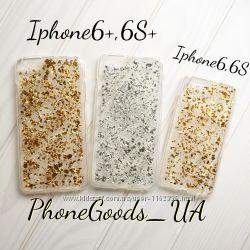 Шикарный силиконовый чехол для IPhone6, 6S, IPhone6plus, 6Splus