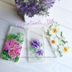 НовинкаШикарные силиконовые чехлы для девушек на Iphone6, 6S