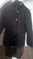 Куртка джинсовая на синтепоне, дефектов нет