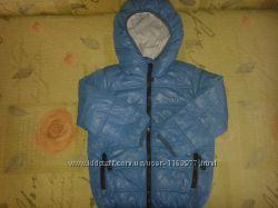 Стильная курточка Zara на 2-3 г. , 98см.