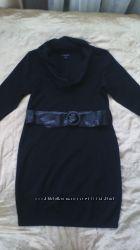Платье с хомутом р. 46