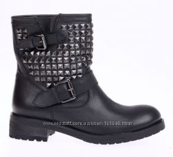 ASH оригинал ботинки байкерский стиль р. 37