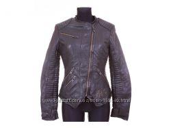 MAZE кожаная куртка