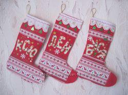 Іменні різдвяні чобітки