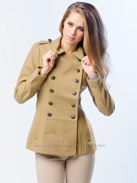 Новое полу пальто и пальто на осень-весну, освобождаем склад