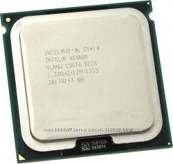 Процессоры 4 ядра по  2-3 GHz INTEL и AMD