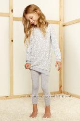 6430-1 комплект детский для девочекджемпер удлиненный и брюки