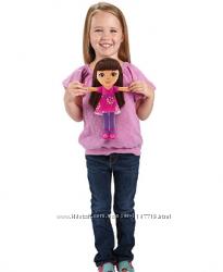 Музыкальная поющая кукла Дора  Fisher-Price Nickelodeon Dora and Friends