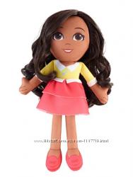 Бесплатная доставка Поющая кукла Эмма Fisher-Price  Dora and Friends