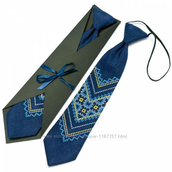 Дитяча вишита краватка