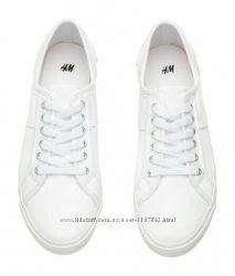 Кеды кроссовки слипоны H&M