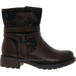 Стильные детские ботинки Xti Испания 35-36р.